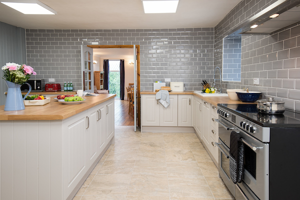 Luxury Northumberland holiday cottage, the Cheviot Hills